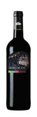 PETIT BERTICOT MERLOT, en appellation IGP Atlantique, Rouge